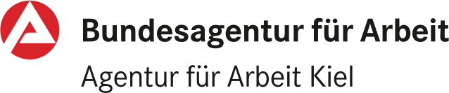 Logo Bundesagentur für Arbeit – Agentur für Arbeit Kiel
