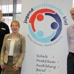 Foto JBA Koordinationsteam Peter Dohse, Anja Przewdzink, Gero Scheuermann