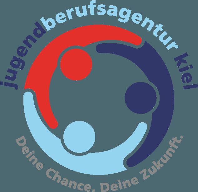 Logo der Jugendberufsagentur Kiel