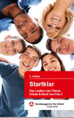 Deckblatt Broschüre Startklar